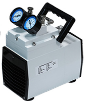 Micro-Tec MP850S diaphragm vacuum pump