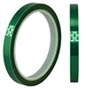 Green PET polyester mylar tapes