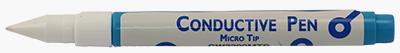 EM-Tec AG20 conductive silver microtip pen