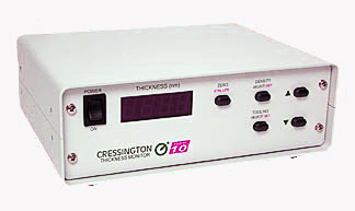 Cressington MTM-10 high resolution thickness monitor