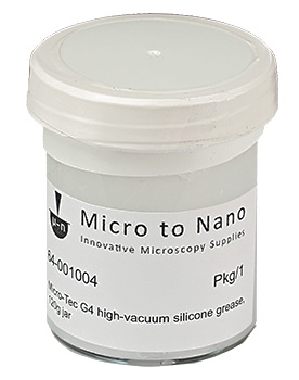 Micro-Tec G4 high-vacuum silicone grease