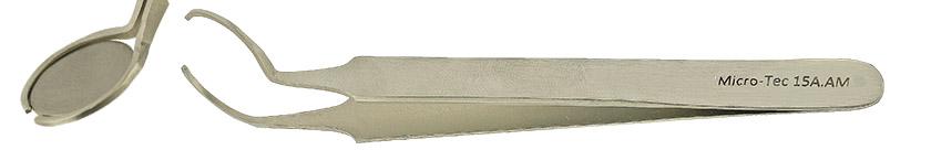 Micro-Tec AFM / SPM disc gripper tweezers