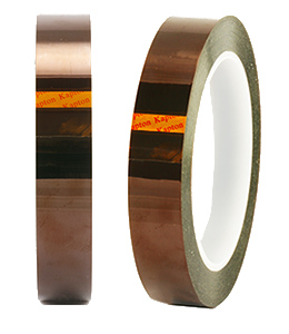 Kapton and polyimide tapes
