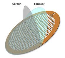 EMR Formvar Carbon TEM Support Films