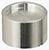Hitach-15x10mm M4 dish SEM sample stub-aluminium