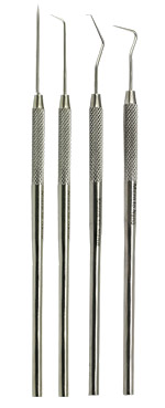 Value-Tec stainless steel probes