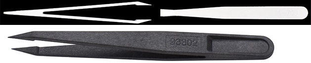 Value-Tec ESD safe and disposable plastic tweezers