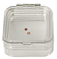 Micro-Tec clear plastic membrane for storage and transport