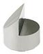 JEOL  Ø9.5x9.5mm angled SEM sample stub with 45 and 90 degree, aluminium