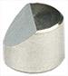 JEOL  Ø12.2x10mm angled SEM sample stub with 45 degree, aluminium