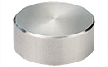 JEOL  Ø25x10mm cylinder SEM sample stub, aluminium