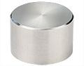 JEOL  Ø25x16mm cylinder SEM sample stub, aluminium