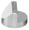 JEOL  Ø25x16mm angled SEM sample stub with 45 and 90 degree, aluminium