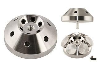 EM-Tec Multiple pin stub holders