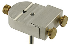 EM-Tec FS25 FIB grid and sample holder for up to 5 FIB grids and Ø25.4mm pin stub, pin