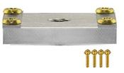 EM-Tec SC2 SampleClamp SEM holder, 25x15mm sample area, M4