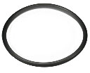 Replacement NBR O-ring for EM-Storr series 80 vacuum sample container,  Ø85mm ID x 5mm CS