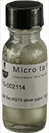 EM-Tec AG15 silver paint, 15g bottle