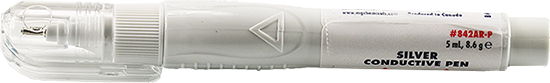 15-002520.png EM-Tec AG20 conductive silver pen with 0.8mm microtip