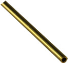 EM-Tec brass Ø 3 mm embedding tube for TEM preparation, 50mm L