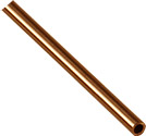 EM-Tec copper Ø 3 mm embedding tube for TEM preparation, 50mm L