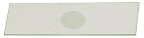 Micro-Tec single well concavity glass microscope slides, precleaned, 76x25x1.1mm