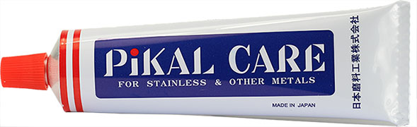 PIKAL Care metal polishing paste, 150g tube