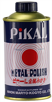 PIKAL Liquid metal polish, 180g can