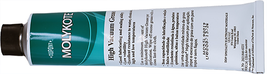 Dow Corning 976V high vacuum silicone grease,  150g tube