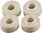 Replacement ceramic insulation rings for Bradley carbon source