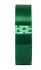 Green Mylar PET polyester lab tape 25mm x 33m