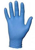 High quality, disposable nitrile laboratory gloves